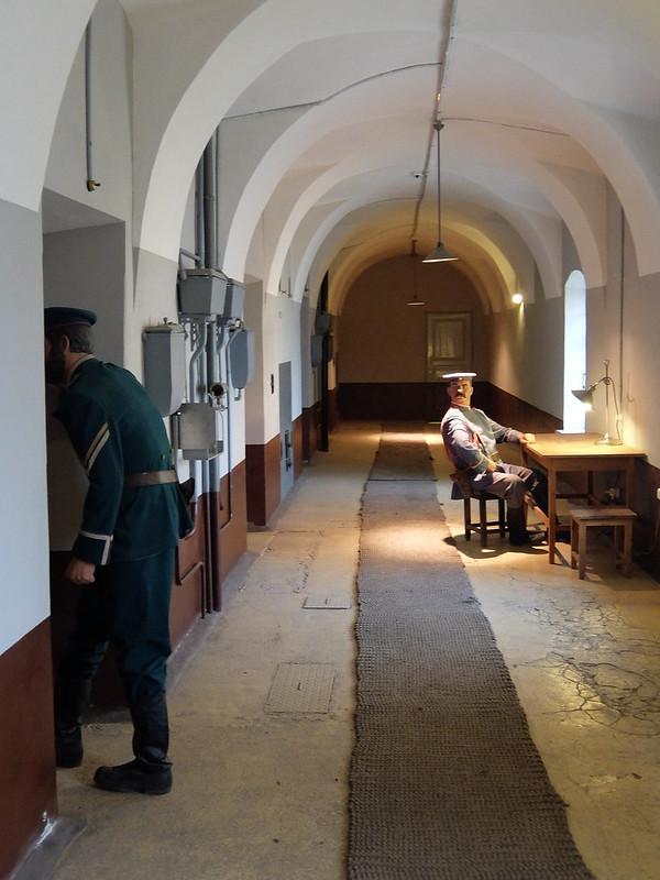 Санкт-Петербург - Петропавловская крепость - Тюрьма Трубецкого бастиона