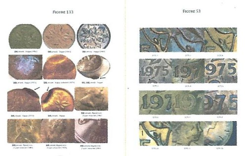 Guide to Errors and Varieties on Canadian Coins volume 1 sample page2