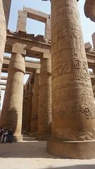 The Karnak Temple Complex, Luxor, Egypt.