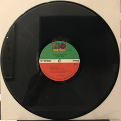 ROBIN KENYATTA:GYPSY MAN(RECORD SIDE-B)