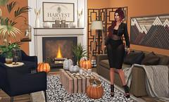 Autumn Livingroom