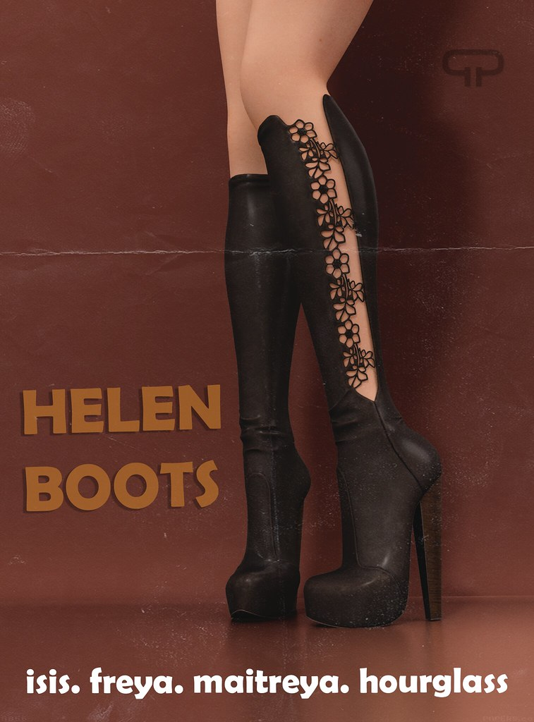 Pure Poison – Helen Boots