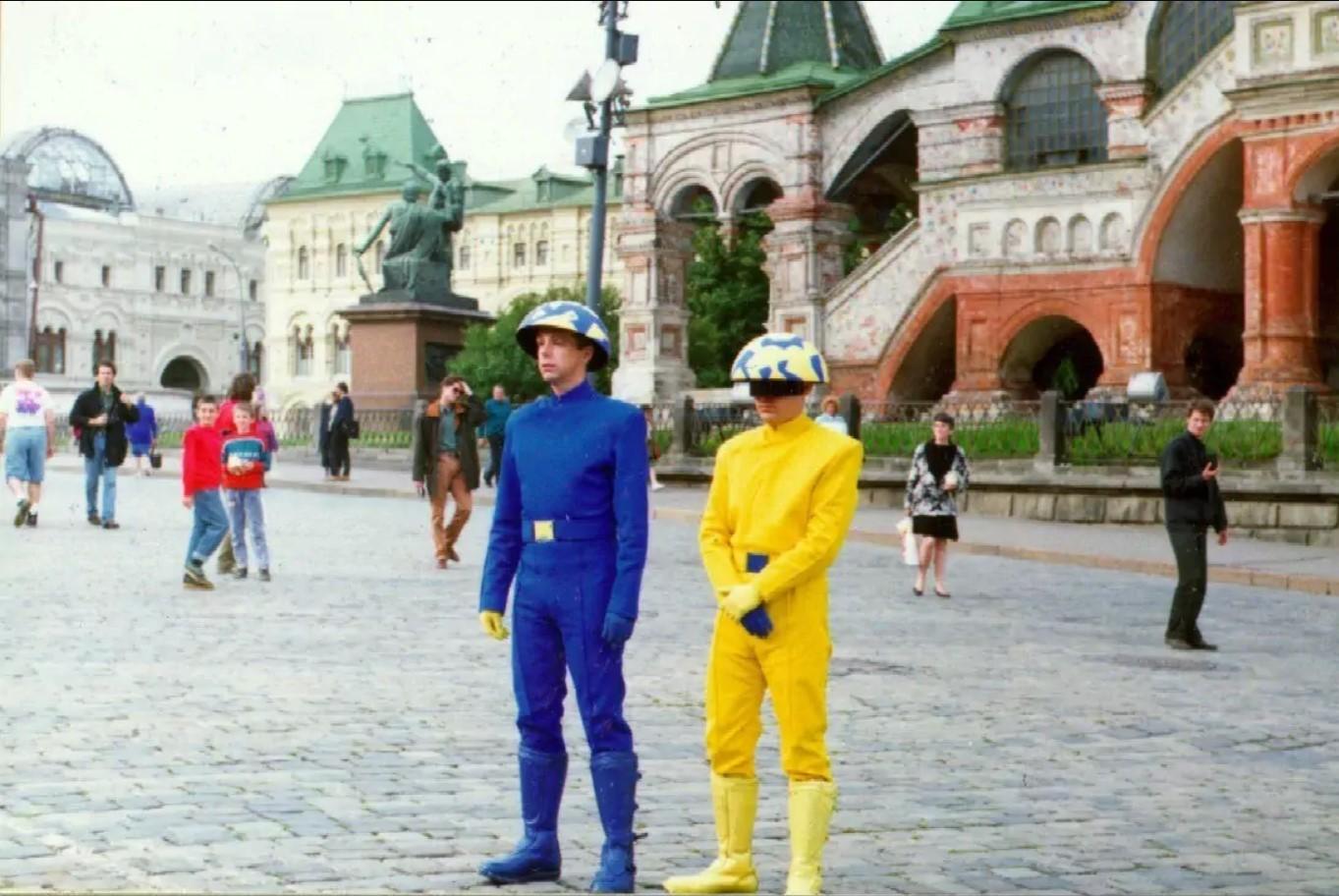 Группа «Pet Shop Boys»
