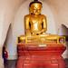 Buddha & Superman. Bagan, Myanmar