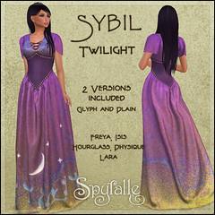 Spyralle Sybil - Twilight