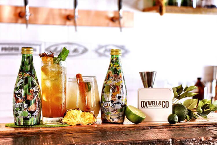 Wild Colada cocktail