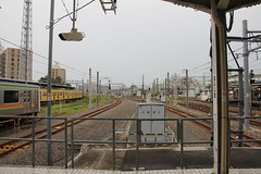 Haijima train station