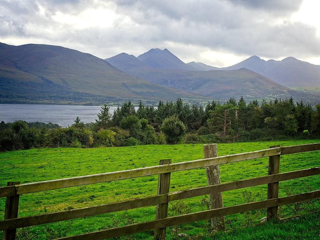 Aghadoe, Ireland