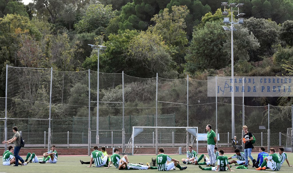 CP Sarrià - Juvenil A CF Singuerlín
