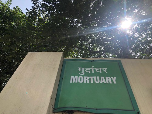 City Landmark - A Civic Mortuary, Gurgaon