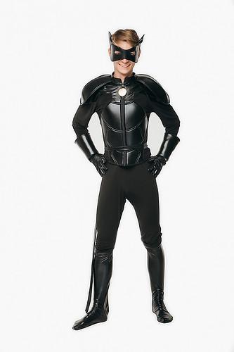 Мужской карнавальный костюм Суперкот