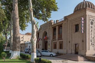 Hotel Malika Prime in Samarkand