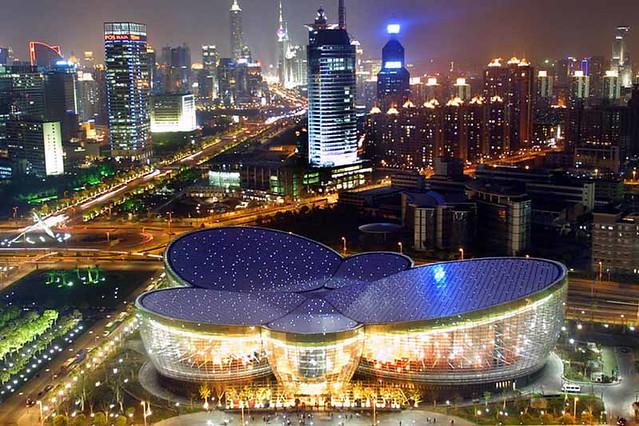 Hotel du Centre des arts orientaux - Shanghai