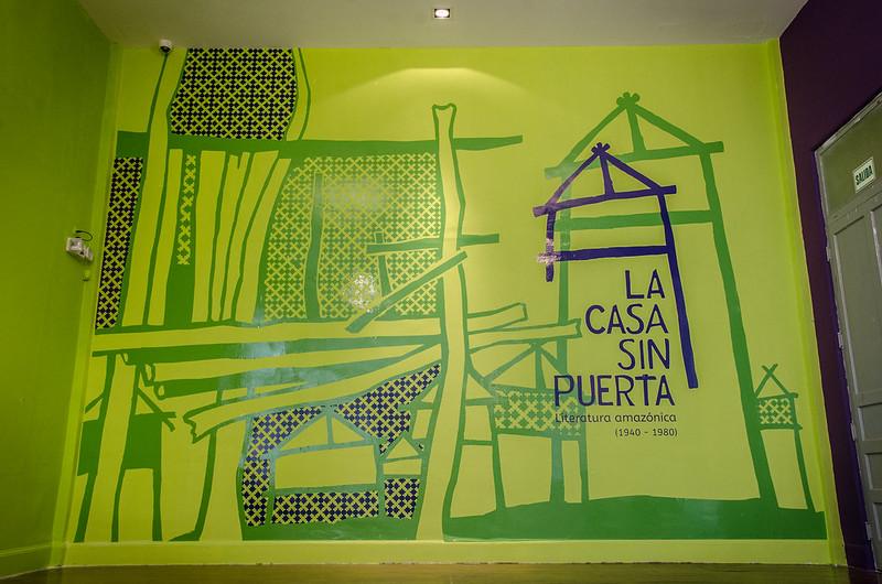 """Exposición """"La casa sin puerta"""""""