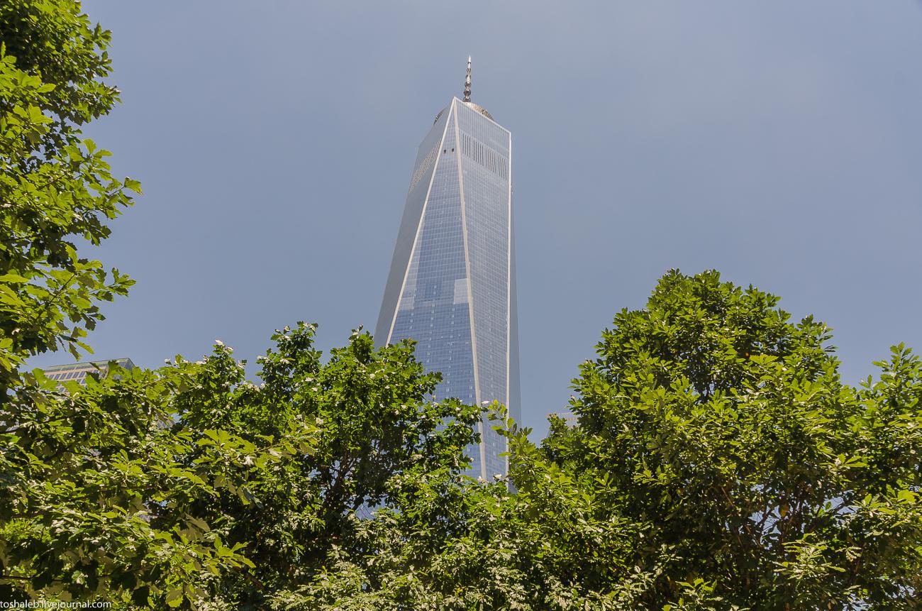 Нью-Йорк_парк 11 сентября-24