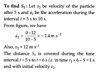 NCERT Solutions for Class 11 Physics Chapter 3 Motion in a Stright line 37
