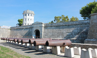 Cannon row