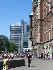 Stationsplein, Amsterdam
