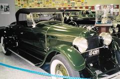 1927 Dusenberg at Indianapolis Motor Speedway Museum