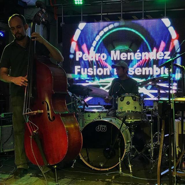Pedro Menendez Fusion Ensemble @ Festival LIFA Mexico 2018 I