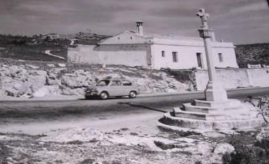 creu de l'Ordal 1965