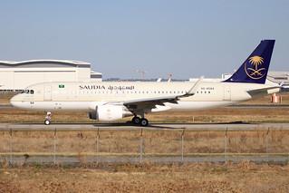 HS-AS84 A320 270918 TLS