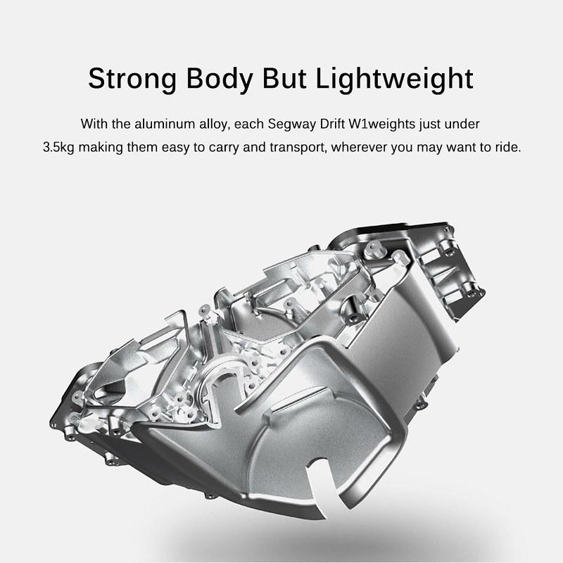 Xiaomi Ninebot Segway Drift W1 レビュー (11)