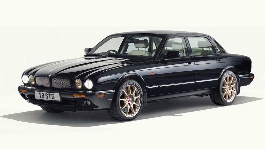 Jaguar XJ X308 (1998)