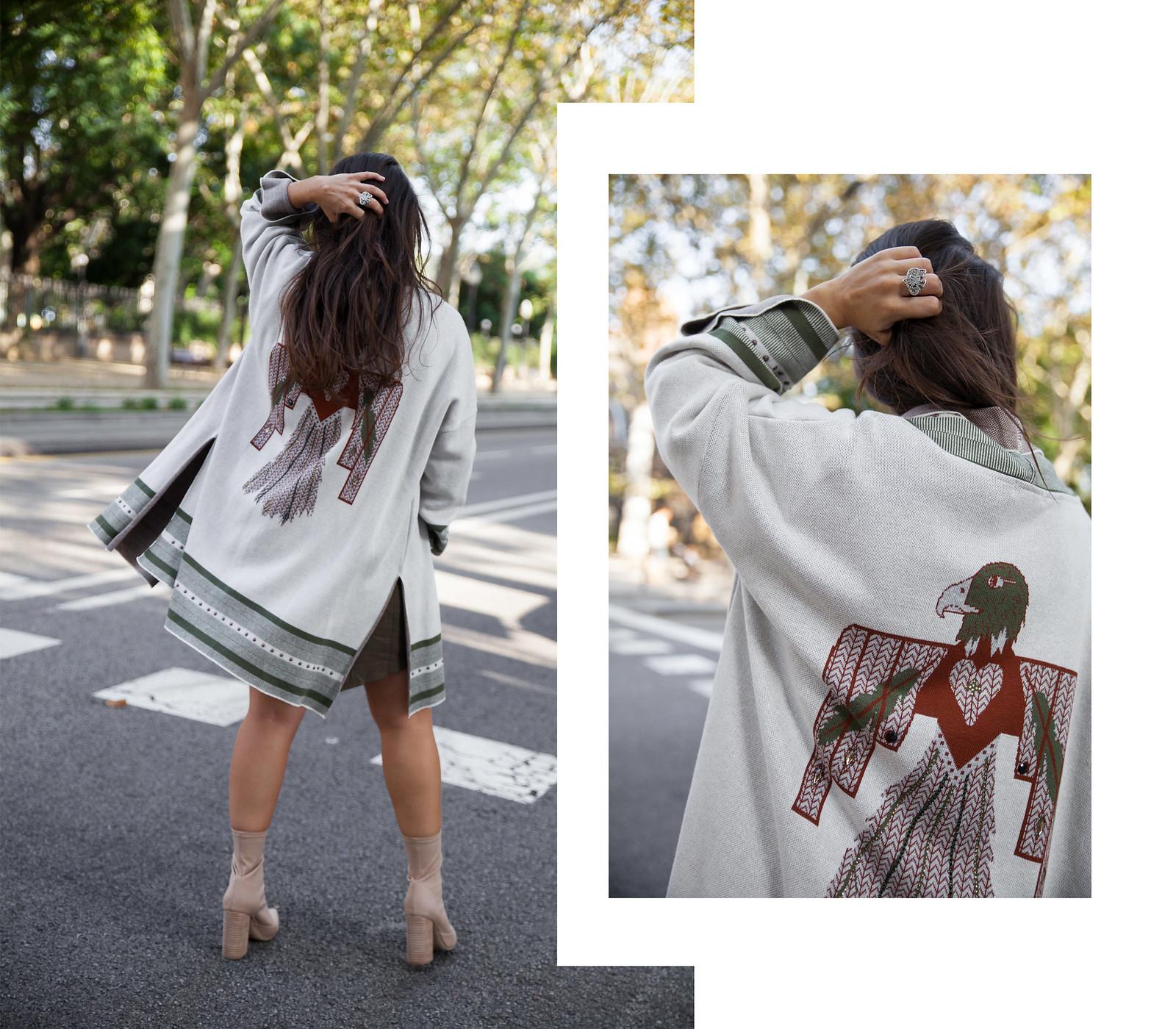 09_Como_combinar_un_cardigan_khaki_etnico_otoño_theguestgirl_rüga_laura_santolaira_influencer_embarazada_fashion_street_style_barcelona