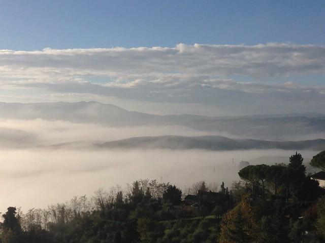 Tuscany hills in november5, Apple iPhone 5c, iPhone 5c back camera 4.12mm f/2.4