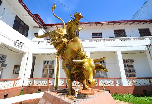 masbate itinerary diy rodeo monument
