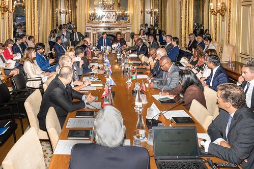 18.10. Secretária Executiva participa no IV Encontro América Latina - CPLP