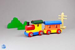"""""""Wooden Train"""""""