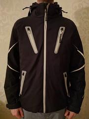 Lyžařská bunda Icelander - titulní fotka
