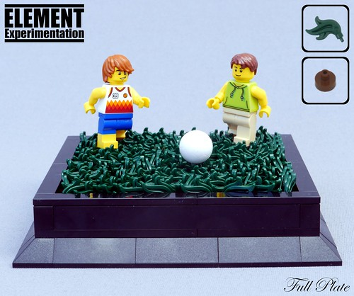 Element Experimentation: Grass