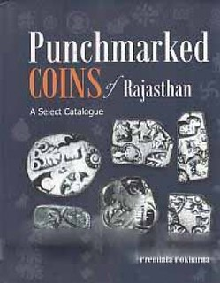 Punchmarked Coins of Rajasthan cover