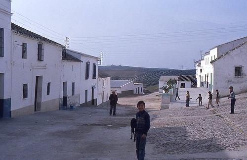 Calle Venzalaez en Bujalance Pim0037