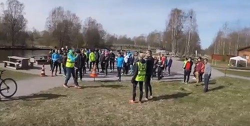 Örebro parkrun video