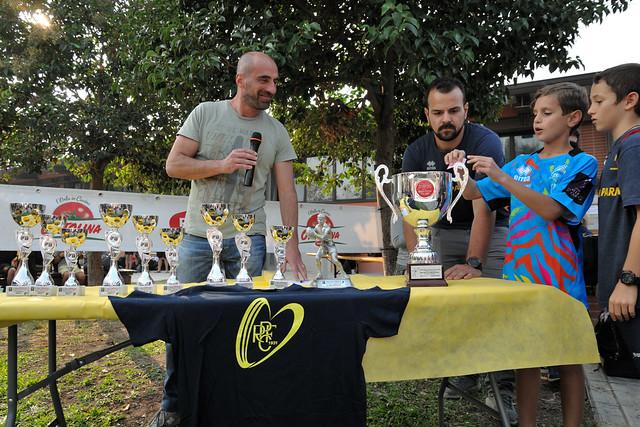 XV Torneo Ortolina Rugby Parma - Estrazioni lotteria