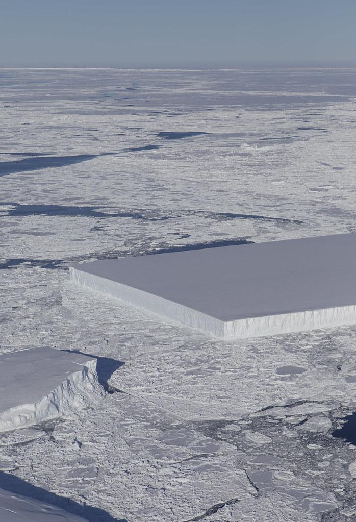 Operation IceBridge: Tabular Iceberg, 2018 Antarctic Campaign