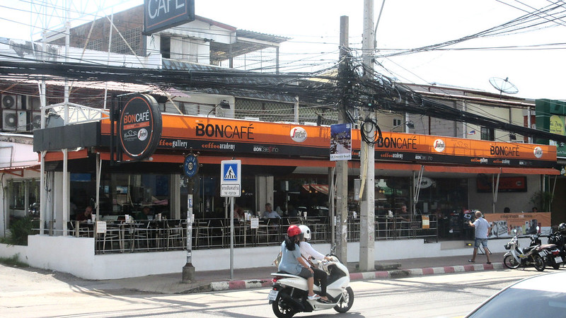 Bon Cafe Naklua Road Pattaya