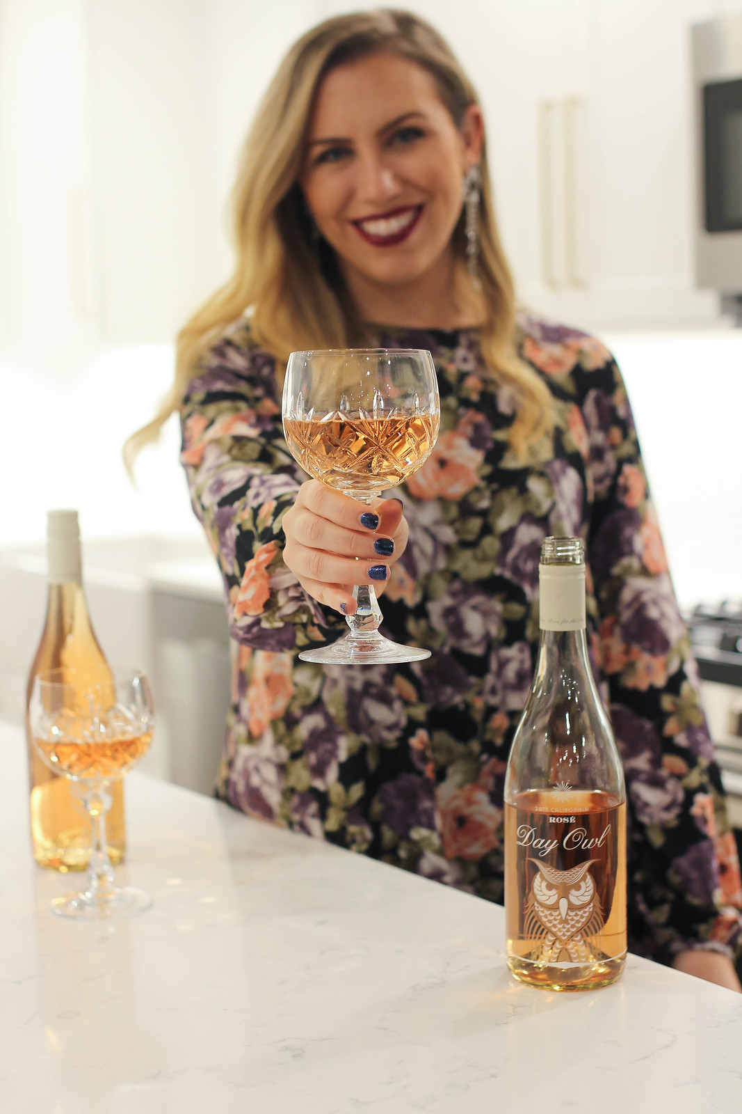Cheers to New Beginnings & New Holiday Traditions with Day Owl Rosé