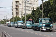 Nissan truck family