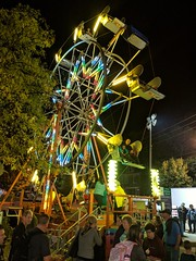 Westminster Fallfest Fri. 28Sept2018. The place was packed.