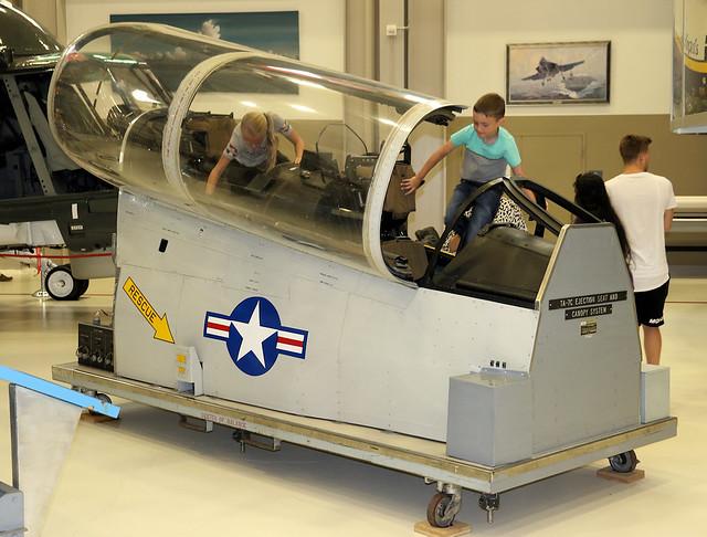 TA-7C Training Rig
