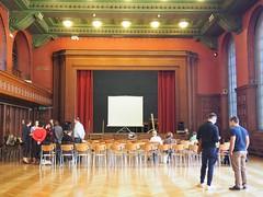 Campus pour la Démocratie met en réseau à Genève