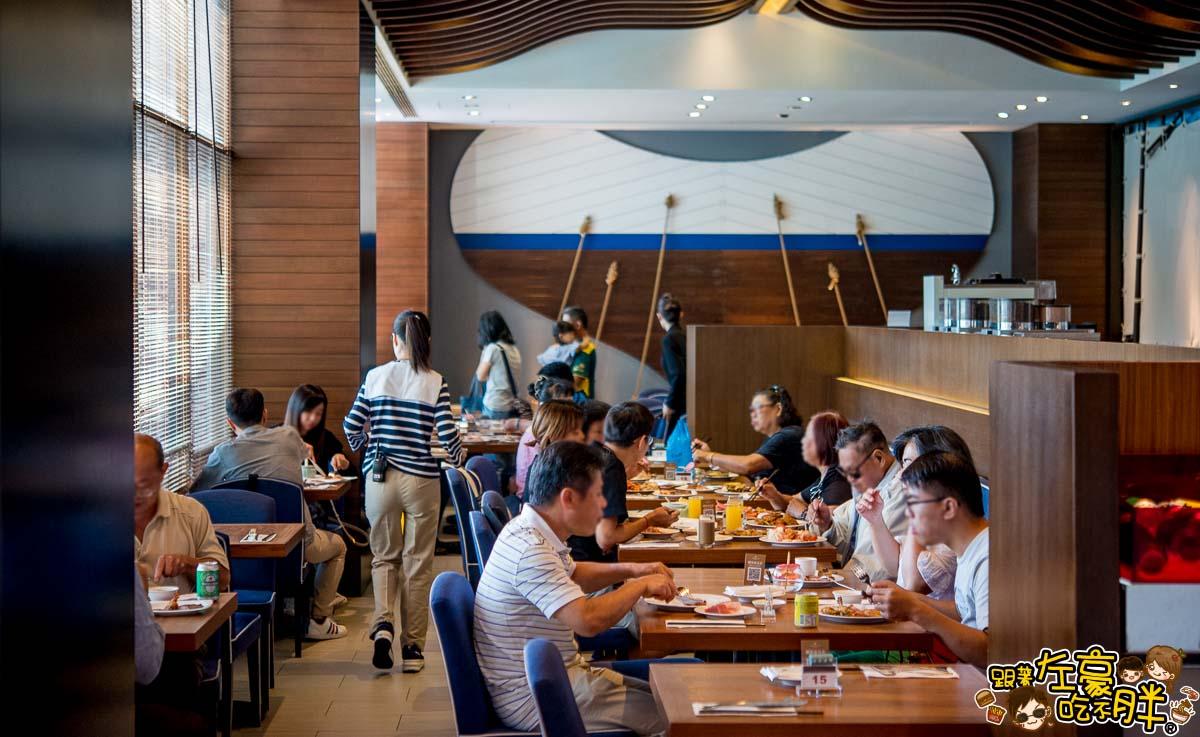 高雄國賓 i river愛河牛排海鮮自助餐廳2018-68