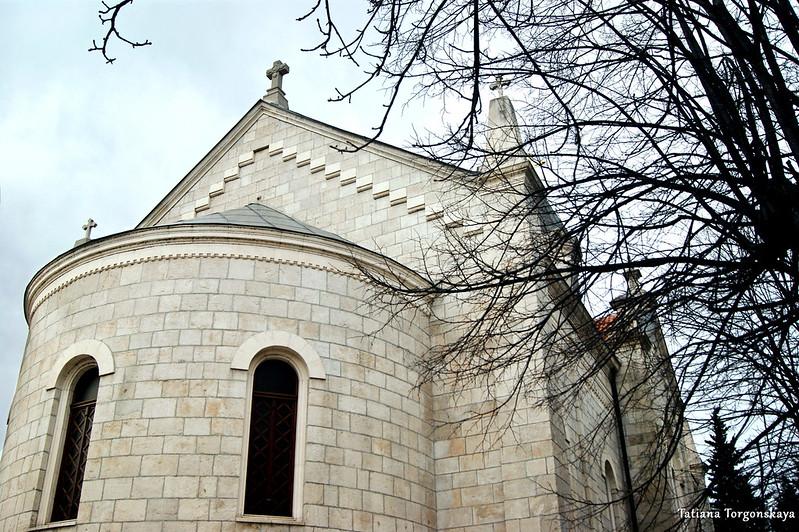 Апсида собора Св. Преображения