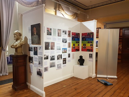 Merthyr Tydfil Peacebuilders Exhibition