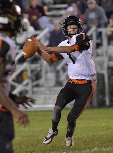 Virginia High vs Marion High Football
